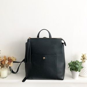 Sole Society Fluri Faux Leather Backpack